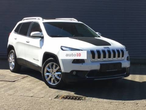 Jeep Cherokee Panorama