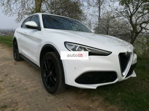 Alfa Romeo Stelvio 2.0 Turbo 16V AT8-Q4