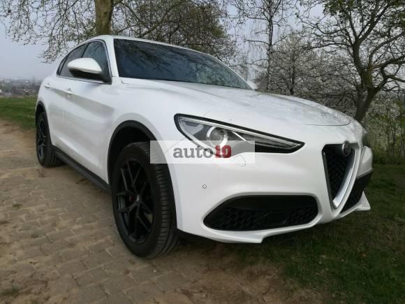Alfa Romeo Stelvio 2.0 Turbo 16V AT8-Q4
