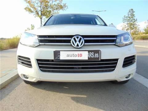 Volkswagen Touareg 3.0TDI V6 BMT PremiumTerrainT.245 LIBRO XENON