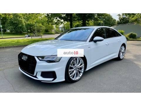 Audi A6 50 TDI S line B&O