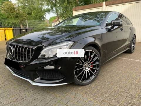 Mercedes-Benz CLS 350 Shooting Brake AMG 4M Multibeam