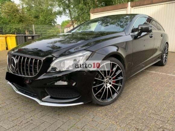 Mercedes-Benz CLS 350 Shooting Brake AMG 4M Multibeam