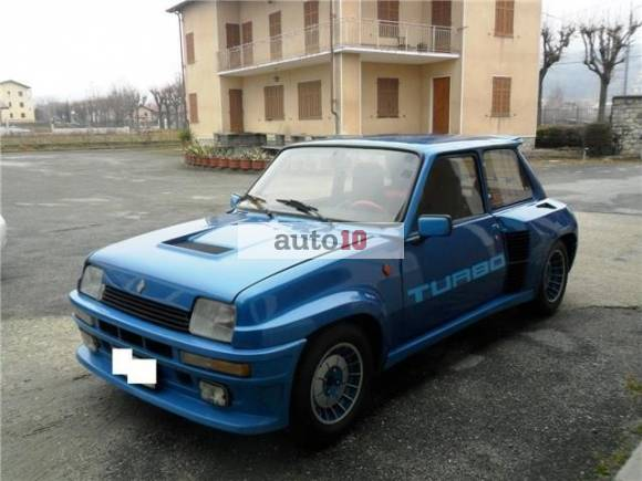 Renault R 5 TURBO 1