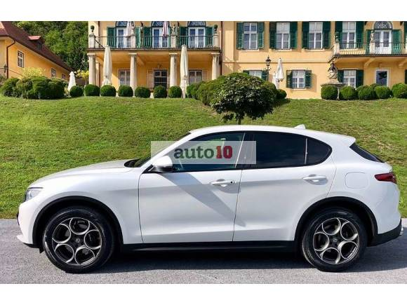 Alfa Romeo Stelvio Super 2.0 280 PS ATX AWD