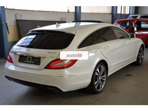 Mercedes-Benz CLS 350 Shooting Brake4Matic