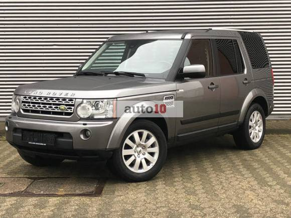 Land Rover Discovery 4 HSE Panorama