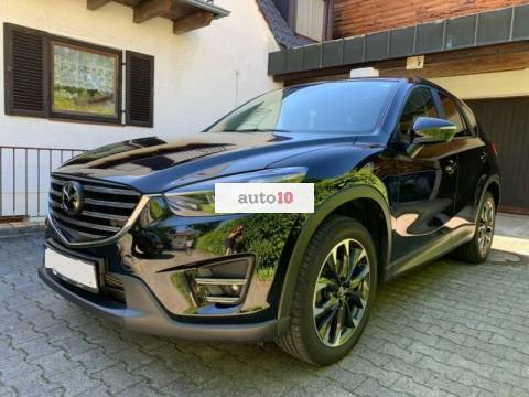 Mazda CX-5 SKYACTIV-D 175 AWD Sports-Line