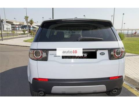 LAND-ROVER Discovery Sport SD4 4WD HSE 7 asientos