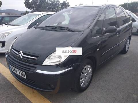 CITROEN XSARA PICASSO 1.6 HDI EXCLUSIVE