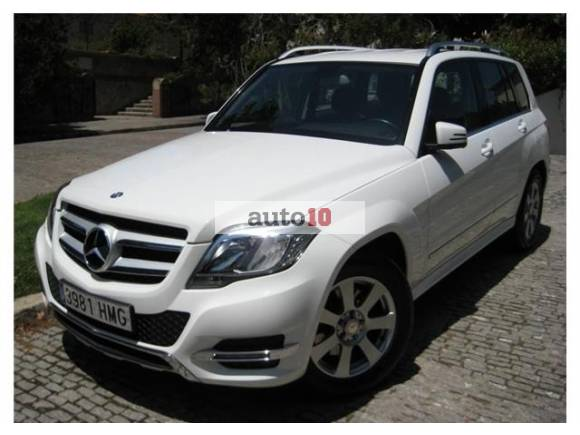 Mercedes-Benz GLK 250 CDi BT 4M