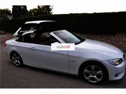 BMW 320 Serie 3 E93 Cabrio Diesel Cabrio