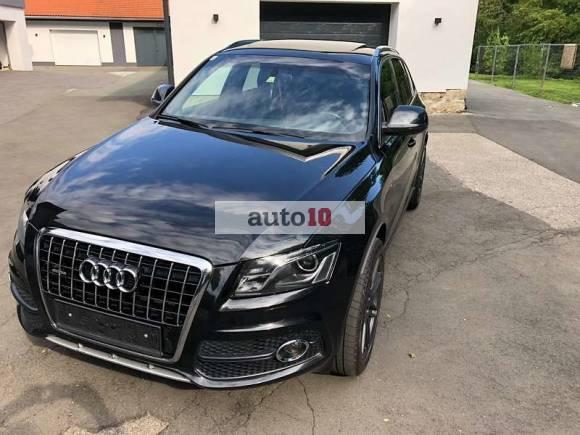 Audi Q5 3.0 TDI Quattro Sline