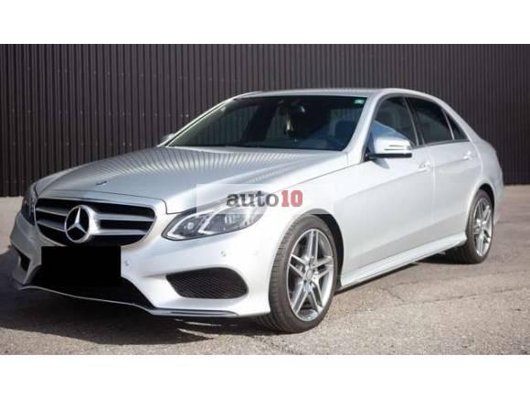 Mercedes-Benz E 200 AMG-Edition Plus