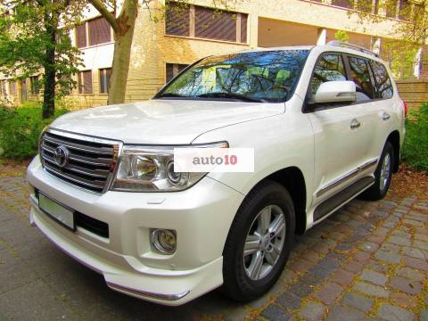 Toyota Land Cruiser V8 5,7l Executive