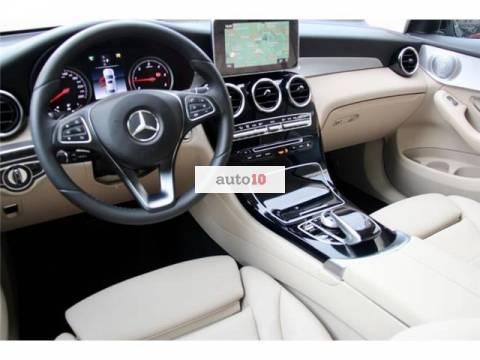 Mercedes-Benz GLC 220 D 4Matic 9G Tronic AMG Line