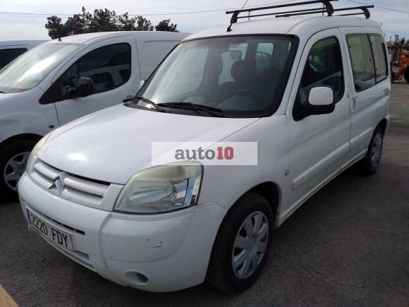 CITROEN BERLINGO 2.0 HDI 90 CV doble puerta lateral