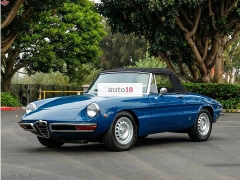 Alfa Romeo 1750 Spider Veloce Duetto