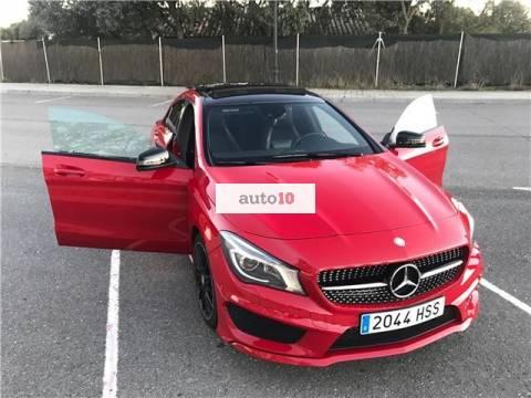Mercedes-Benz CLA 220 CDI Amg Line 7G-DCT