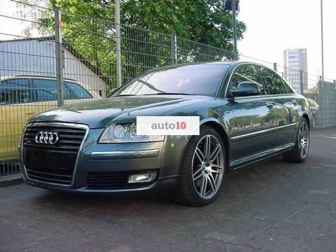 2008 AUDI A 8 4,2 TDI DPF