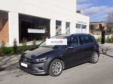 Volkswagen Golf Sportsvan 1.6TDI CR Sport DSG 85kW