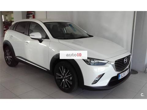 MAZDA CX-3Madrid