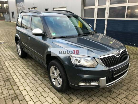 Skoda Yeti Outdoor 2.0 TDI 4x4 Active