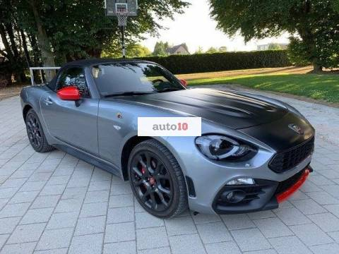Abarth 124 Spider 1.4 MultiAir