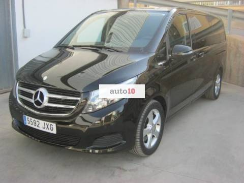 Mercedes-Benz V 220 Largo 7G Tronic