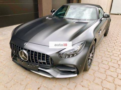 Mercedes-Benz AMG GT c Speedshift 7G-DCT EDITION