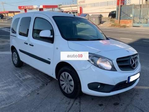 Mercedes-Benz Citan Mixto CDI BE Extralargo
