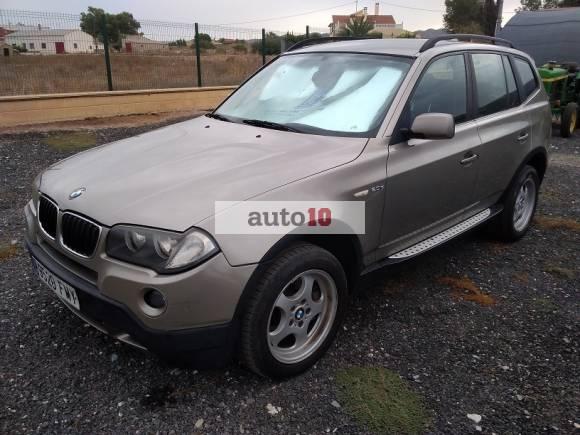BMW X3 2.0 D. 150 CV.