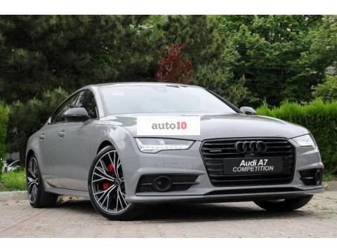 Audi A7 3.0 TDI competition quattro tiptronic
