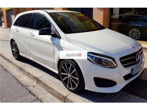 Mercedes-Benz B 200 CDI BE Sport 7G-DCT