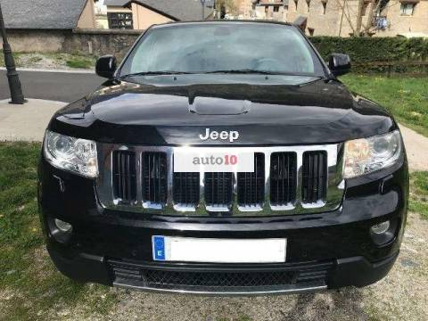 Jeep Grand Cherokee 3.0CRD Limited 190 Aut.
