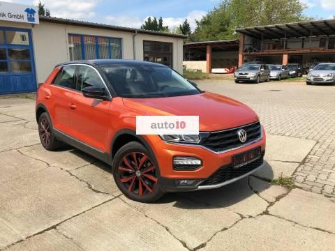 Volkswagen T-Roc Style 4Motion