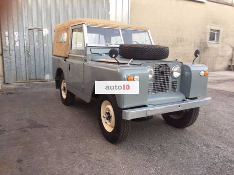 Land Rover Series II A 88 2.3