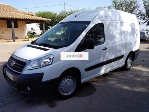 FIAT SCUDO MAXI 2.0 TDI 130 CV caja taller.