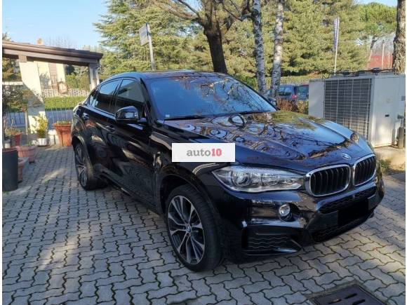 Bmw X6 M xDrive30d Msport