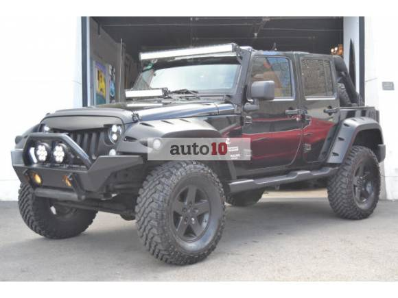 Jeep Wrangler Sport Unlimited 3.8 Gasolina
