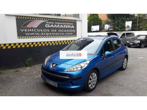 SE VENDE PEUGEOT 207 HDI GARANTIA Y FINANCIACION