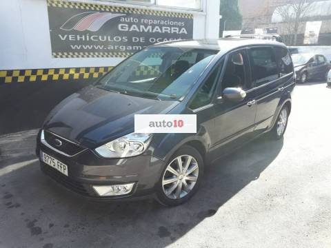 FORD GALAXY GHIA 2.0TDCI 140CV TECHO PANORAMICO