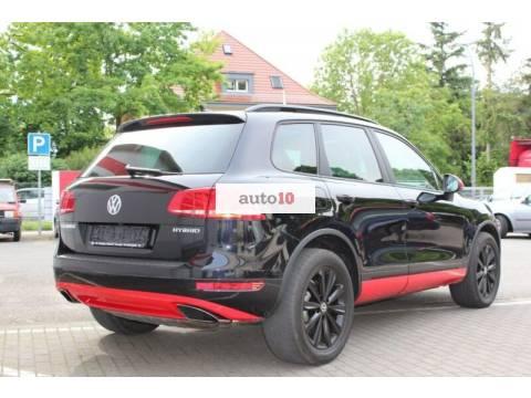 Volkswagen Touareg V6 TSI Hybrid Exclusiv