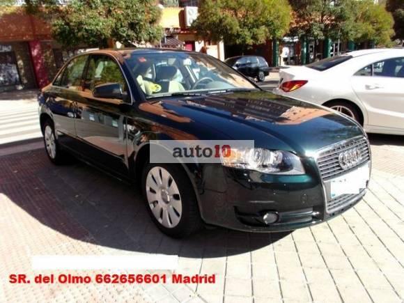 AUDI A4 TDI 140-CV CON SOLO 70.000.-KMS