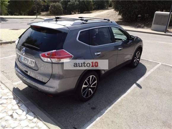 Nissan X-Trail 2.0 dCi Tekna 4x2 XTronic