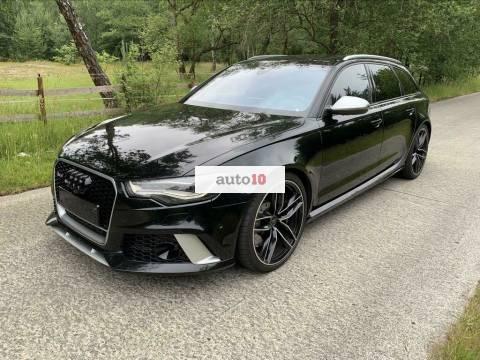 Audi RS6 4.0tfsi V8