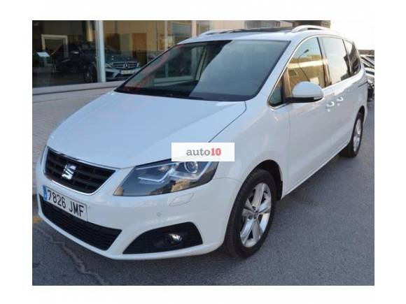 Seat Alhambra 2.0TDI CR Style Advance