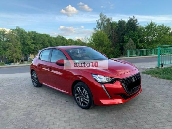 Peugeot 208 PureTech 100 EAT8 Allure