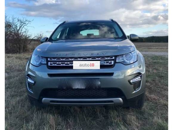 Land Rover Discovery Sport TD4 Aut. HSE