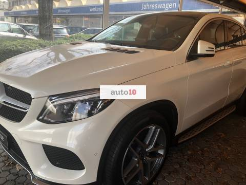 MERCEDES-BENZ - GLE 350 COUPÉ D 4MATIC AUT.